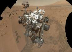 Кьюриосити на Марсе: Рокнест.