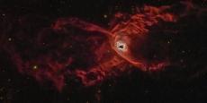 Планетарная туманность Красный Паук.