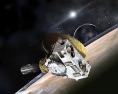 Космический аппарат NASA для изучения Плутона выведут из «спячки» («Science-News»)