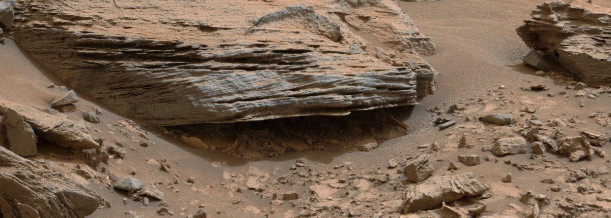 Странные марсианские сооружения обнаружили уфологи-любители