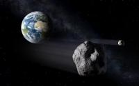 Гигантcкий астероид со спутником пролетел мимо Земли
