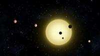 Астрономами NASA обнаружена система с тремя планетами, пригодными для жизни