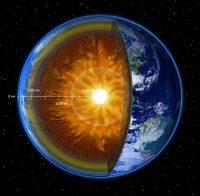 В центре Земли находится ядерный реактор