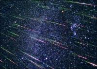 11-12 августа активность метеорного потока Персеиды достигнет пика