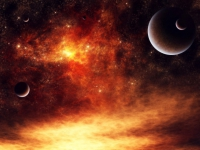 Красивейшее видео про космос