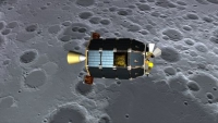 Ученые из НАСА собираются запустить космический аппарат на Луну