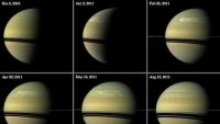 Супершторм раскрыл секреты атмосферы Сатурна