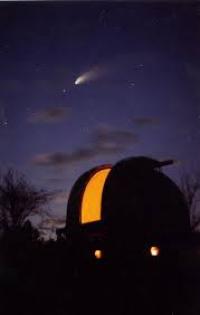 Астрономы увидели астероид, который может столкнуться с Землей.