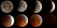 Затмение Луны в ночь на 19 октября будет последним в этом году.
