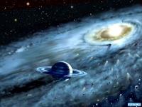 Космический полет сквозь 400,000 галактик