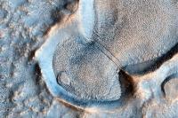 Очередная тайна Марса раскрыта.