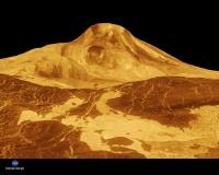 Трех мерная карта Марса представлена астрономами