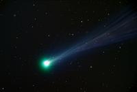 Комета Исон и 2 неопознаных объекта