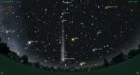 Совсем скоро комета ISON затмит Луну.
