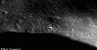 На Луне обнаружили космический корабль?