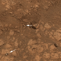 Тайна марсианского камня раскрыта