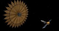 Космический «Подсолнечник» может помочь фотографировать планеты.