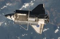 В космос и обратно за 8 с половиной минут