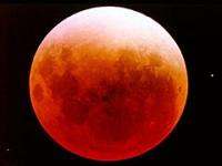 Завтра жители Земли увидят «кровавую Луну»