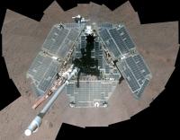Марсианский ураган почистил марсоход Opportunity