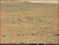 На Марсе обнаружен деревянный крест