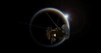 Закаты на Титане. Что увидел Кассини?