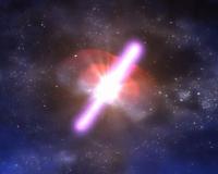Невероятный взрыв произошел в соседней галактике