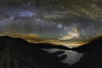 Потрясающий снимок галактики Млечный путь