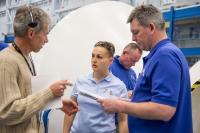 На МКС отправится четвертая женщина космонавт из России