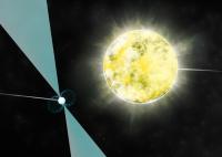 Астрономы обнаружили в космосе алмаз размером с Землю