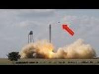НЛО появилось в процессе испытаний новой ракеты Falcon 9