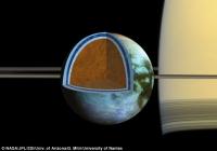 Океан на Титане оказался таким же соленым, как Мертвое море