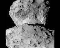 Новые снимки кометы Чурюмова-Герасименко