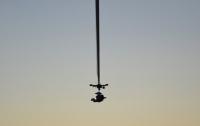 Рекордный прыжок с парашютом