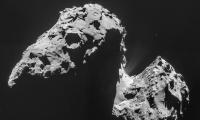 Вода попала на Землю не с кометами? Сюрприз от кометы Чурюмова-Герасименко