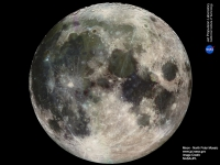 Загадочная Луна
