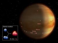 Озоновый слой найден на Венере