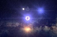 100 000 Звезд. Трехмерный Млечный путь