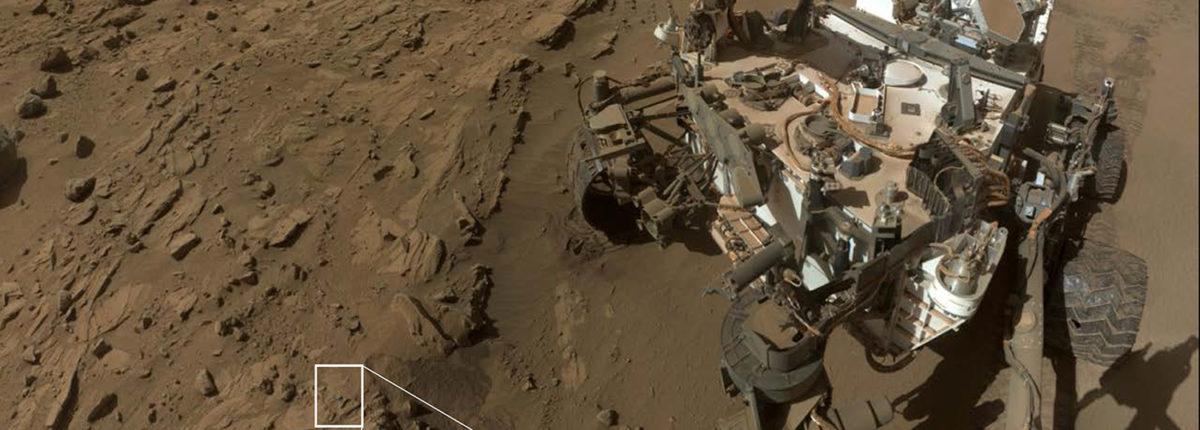 В прошлом атмосфера Марса могла быть богата кислородом