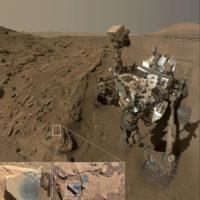 Ученые обнаружили источники метана на Марсе