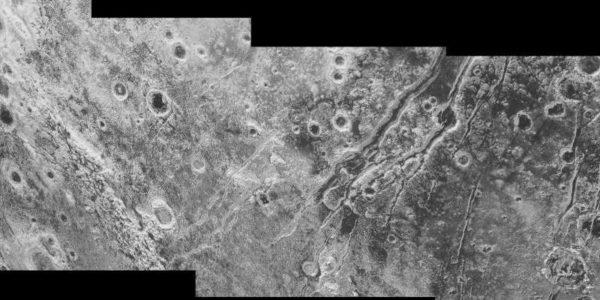 Подледный океан на Плутоне