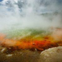 Подземный вулкан в Новой Зеландии