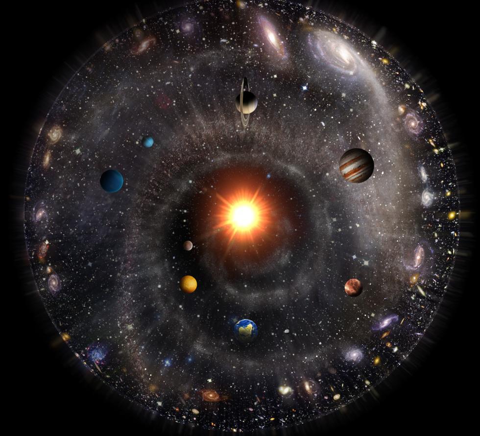 расширение вселенной картинки слова его