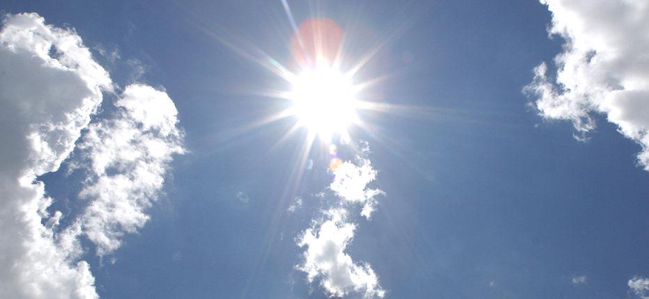 Впервые за два года на Солнце исчезли пятна