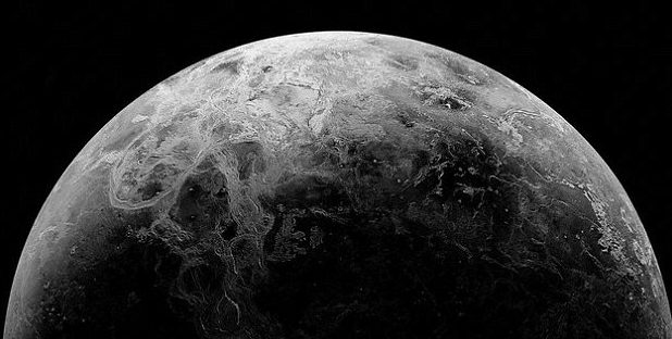 Первая жизнь во Вселенной могла возникнуть на углеродных планетах