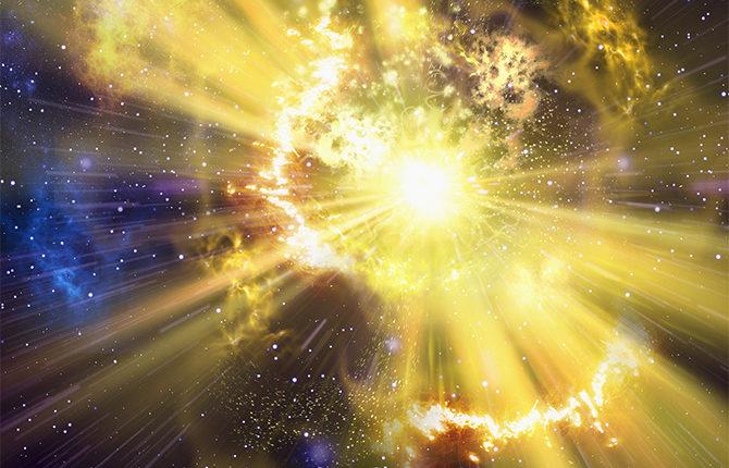 Взрывы сверхновых способны увеличить шанс заболевания раком