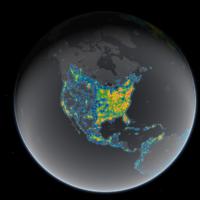 Засветка в США