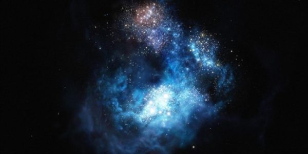 Галактика CR7