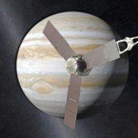 """Зонд """"Юнона"""" приближается к Юпитеру"""