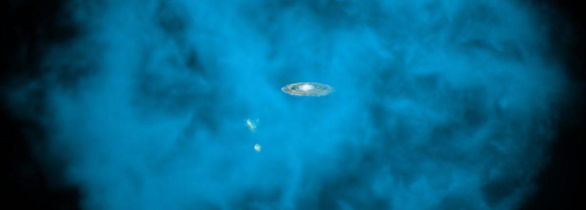 Астрономы: гало Млечного Пути вращается